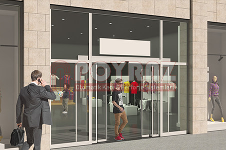 Poyraz Automatic Door & Wrought Iron Sariyer